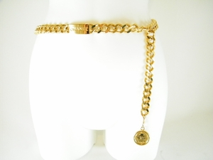 Gorgeous! NEW Authentic Chanel Gold Chain Belt (SOLD!)