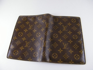 Authentic Louis Vuitton Monogram Agenda Diary Organizer Book Cover Portfolio Passport Wallet (Clearance)(SOLD!)