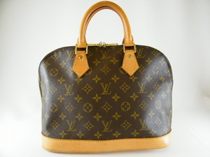 Authentic Louis Vuitton Alma Leather Handbag Bag Tote Purse (CLEARANCE)(SOLD!)