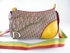 NEW! Authentic Christian Dior Rainbow Messenger Bag (Clearance)