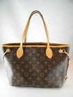 Authentic Louis Vuitton Neverfull PM Monogram Leather Handbag Bag Tote Purse (CLEARANCE)