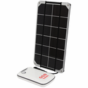 Voltaic DIY Solar Cell Phone Charger Kit with USB Port - 3.4 Watt Solar Panel and USB Battery Pack