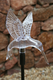 Hummingbird Solar Stake Light - Color Changing Solar Lights