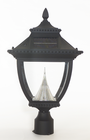 "Pagoda Solar Lamp Post 3"" Fitter"