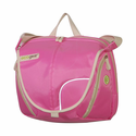 Ecogear Fjord Messenger Bag � Earth Friendly Courier Bag � PINK