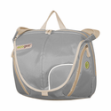 Ecogear Fjord Messenger Bag � Earth Friendly Courier Bag � GRAY
