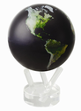 "Mova Globe - 4.5"" Rotating Globe - Satellite View"
