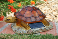 Solar Turtle - Solar Garden Light - Solar Pet