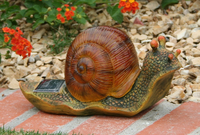 Solar Snail - Solar Garden Light - Solar Pet