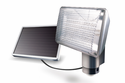 Aluminum 80-LED Solar Motion Detector Light by Maxsa - New Model!  Even Brighter!