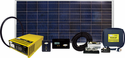 Go Power Weekender SW Dry Camping Solar RV Kit