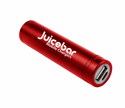 NEW! Juicebar PowerTube - Portable Cell Phone Charger