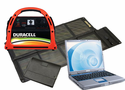 Solar Laptop Charger & Portable Power Kit 600 Watt
