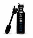 Aqua Gear Metal Water Bottle - Stainless Steel Water Bottle with Water Filter - for Tap Water