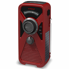 FRX2 Radio - Solar and Crank Radio with NOAA Weatherband and USB Cell Phone Charger - American Red Cross Edition