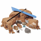 GeoSafari Prospector's Mystery Rock � Interactive Junior Geologist Set