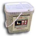 Wise Fire - Instant Fire Wood Pellets for Emergency Preparedness Kits - 2 Gallons