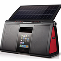 Soulra XL Speaker System - Solar Powered iPhone and iPod Speakers - 22W
