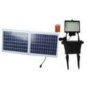Commercial 156 LED Solar Flood Light With Remote Control