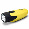 Freeplay Energy Sherpa LED Torch - Hand Crank LED Flashlight