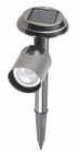 Solar Spot Light - Pewter