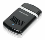 Solar Bluetooth Hands-Free Car Kit - Multi-Language Version