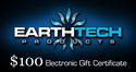 $100 Earthtech Products Gift Certificate