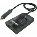 Duracell Pocket Inverter 100 with Advanced 2.1 Amp USB Charger