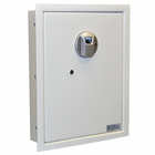 "Fingerprint Operated Wall Safe - Biometric Vault - 14-1/8""(W) x 18-1/4""(H) x 3-7/8""(D)"