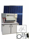 3600 Watt Solar Back Up Generator with 2 - 250+ Watt Solar Panels