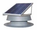 Solar Attic Fan - 30 Watts - 2500 sq ft