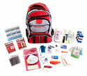 Deluxe 1-Person Survival Kit - Survival Bag