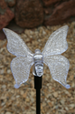 Butterfly Solar Stake Light - Color Changing Solar Lights