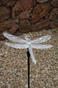 Dragonfly Solar Stake Light - Color Changing Solar Lights