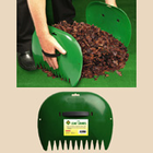 Bosmere Hand Leaf Grabs - 1 Pair Leaf Collector