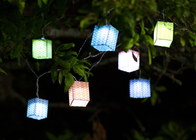 Soji Jetson Square - 10-Piece Solar String Light