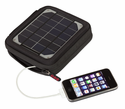 Voltaic Amp Portable Solar Charger for Cell Phones & Other Electronic Devices