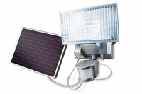 MAXSA 100 LED High Output Solar Security Light - Motion-Activated Light