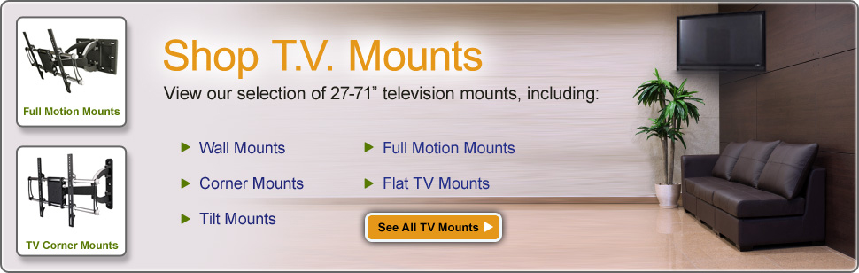 Shop TV Mounts