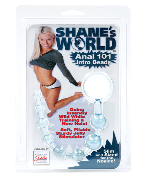 Shane's World Intro 101 Anal Beads