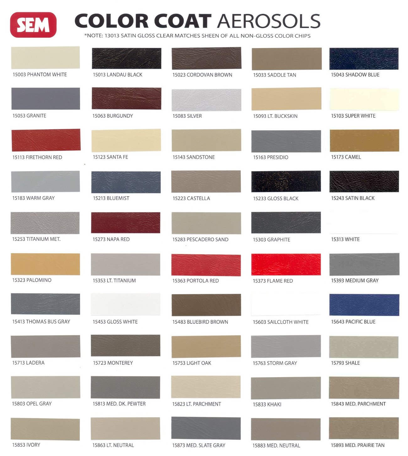 Quattroworld forums sem color coat color chart i see three httpepyimgcaiyourautotrim nvjuhfo Images