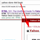 Yahoo! Store Dynamic Keywords Insertion Tool