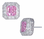 Pink Chaumont Earrings