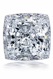 5.5 ct. 10x10mm Cushion Cut Square Cubic Zirconia Loose Stone