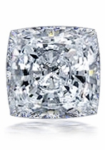 4 ct. 9x9mm Cushion Cut Square Cubic Zirconia Loose Stone