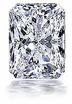 3/4 (.75) ct. 6x4mm Emerald Radiant Cut Cubic Zirconia Loose Stone