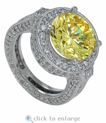 Manhattan Couture Solitaire