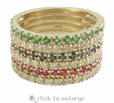 The Ziamond Stackables