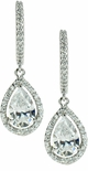 LaRue Pear Drop Earrings