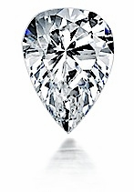 8 ct. 17x11 mm Pear Cubic Zirconia Loose Stone